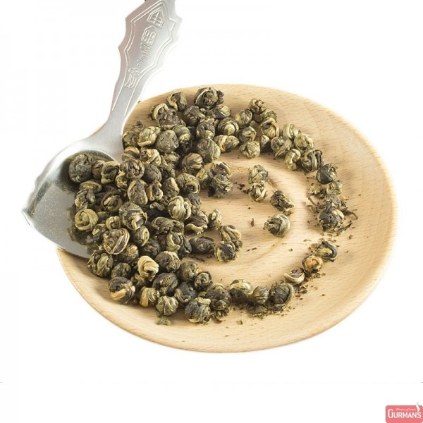 CHINESE JASMIN PHOENIX PEARLS GREEN TEA