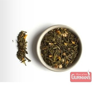 FLAVOURED GREEN TEA 'SOLAR SHORE'