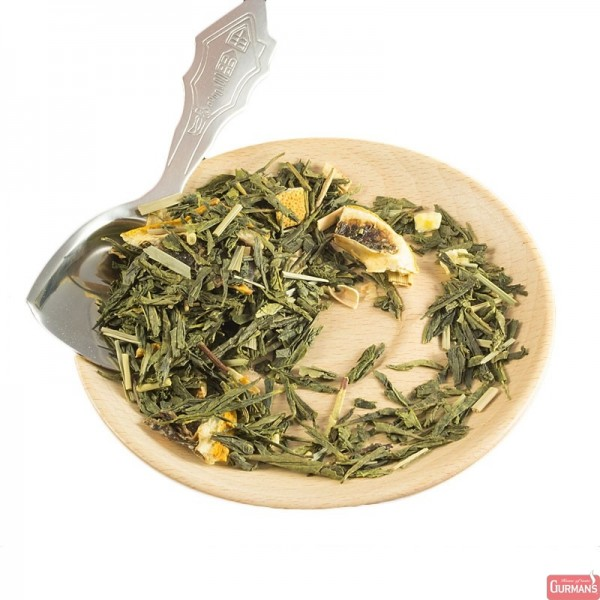 FLAVOURED GREEN TEA 'SICILIAN LEMON'