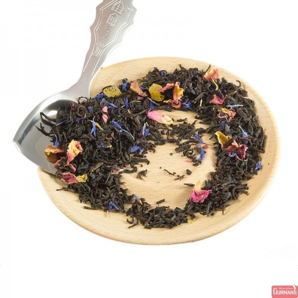 FLAVOURED BLACK TEA 'ROSE GARDEN'