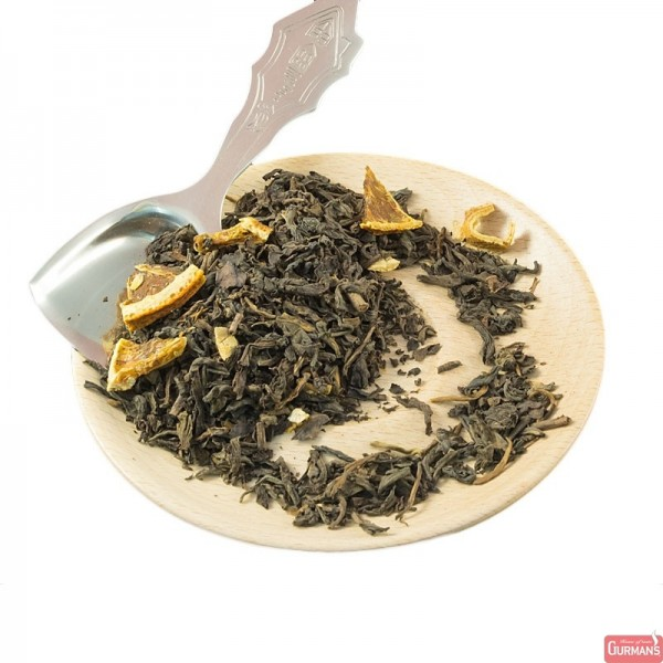 PU ERH GRAPFRUIT TEA
