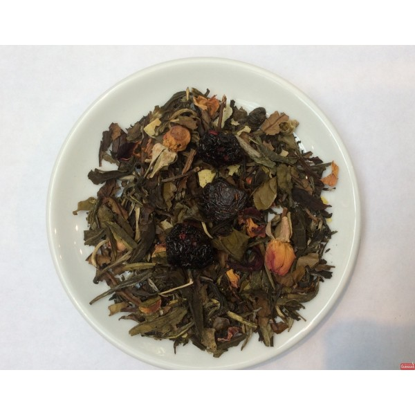 FLAVOURED WHITE TEA 'WHITE CHERRY'