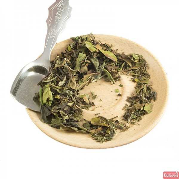 CHINESE ORGANIC PAI MU TAN FIRST GRADE KBA WHITE TEA