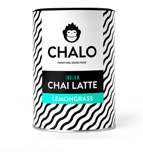 LEMONGRASS CHAI LATTE