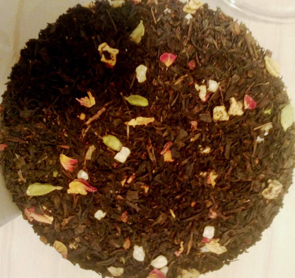 Flavored Black Tea ' Christmas Tea ' by Gurmans