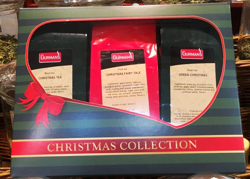 Christmas Tea Collection by Gurmans