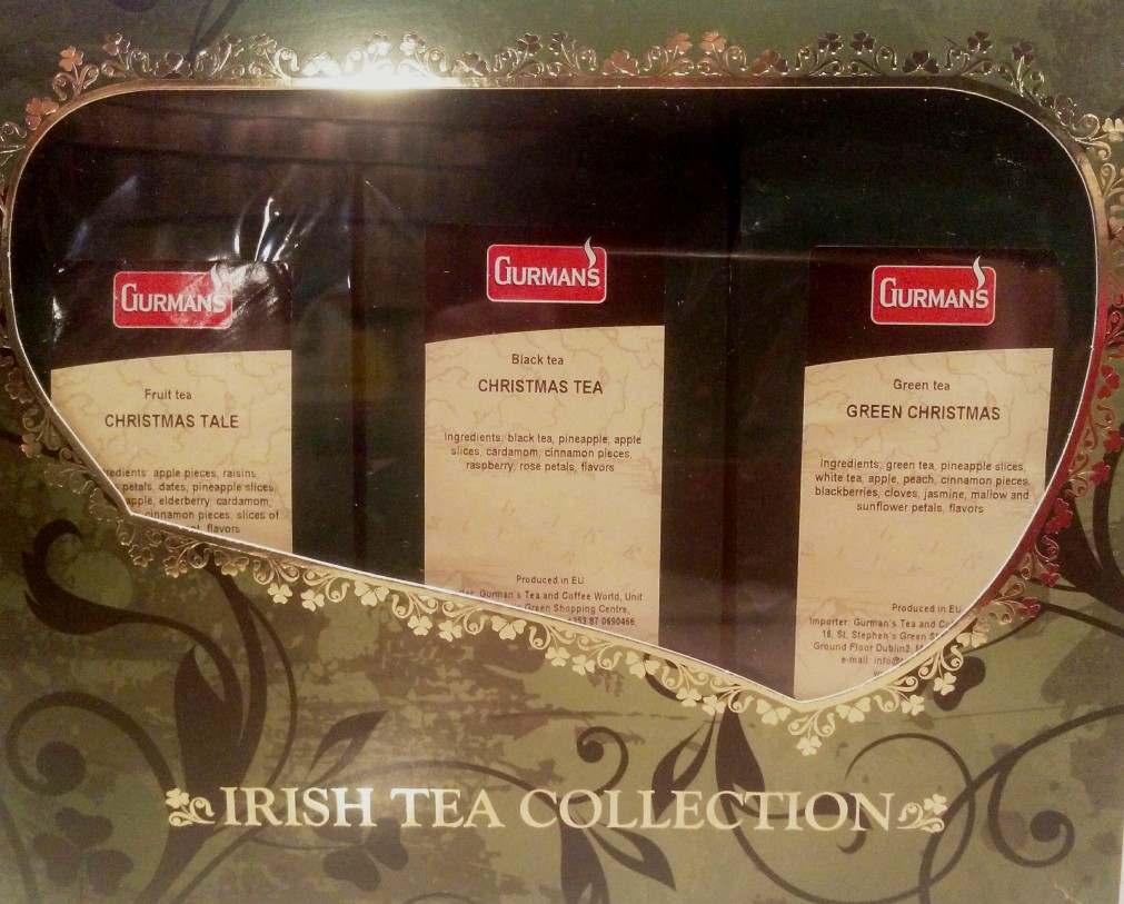 Christmas Tea Selection 'Green Christmas' by Gurmans