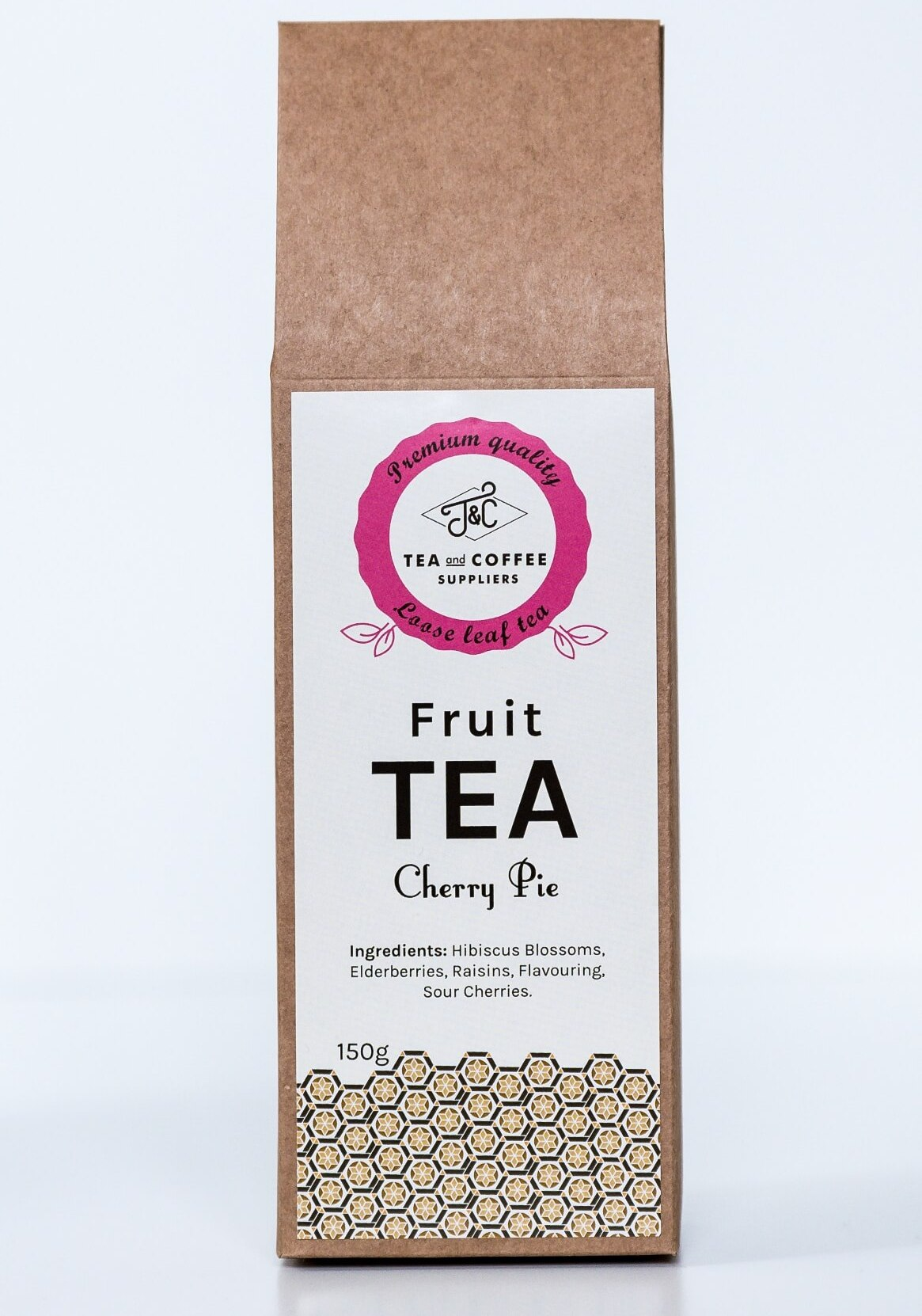 T&C Fruit Tea 'Cherry Pie'