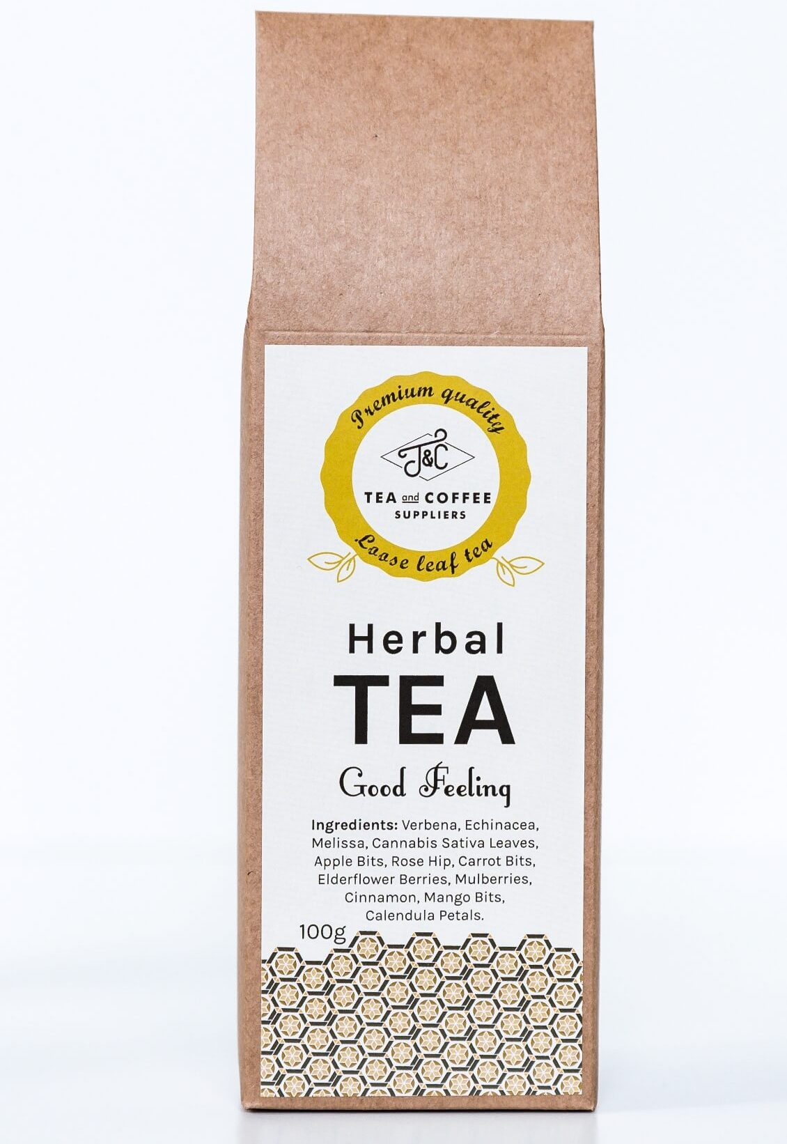 T&C loose Herbal Tea 'Good Feeling'