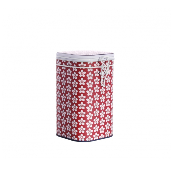 Tin SCANDIC 250 g - Square Red