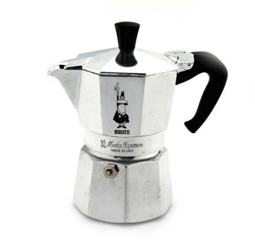 Bialetti Moka Express Coffee Maker - 3 Cups